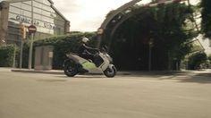 BMW C EVOLUTION -  MODERN MOVEMENT