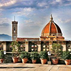 Vista desde Uficci Gallery, Florencia