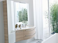 Mineralmarmo® vanity unit COMP MFE03 My Fly Evo Collection by IdeaGroup