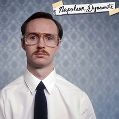 Kip from Napoleon Dynamite I miss this movie lol