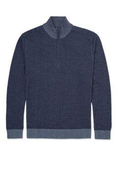 Report Collection - Mens -  LS 1/4 Zip Sweater - Navy Zip Sweater, Navy, Sweaters, Men, Collection, Hale Navy, Sweater, Guys, Old Navy