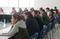 Tutoría a alumnos de licenciatura de la Facultad de Estomatología - Doctoras Nadia Nava y Saray Aranda Romo