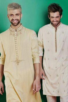 Pakistani Men Shalwar Kameez!!