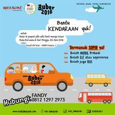Event Poster Buka Bersama 2016 - PAY Suroboyo