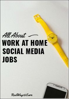 Want a work from home job managing social media accounts like Facebook, Twitter, and Pinterest? These jobs are out there. This post gives you tips on finding them. via @RealWaystoEarn
