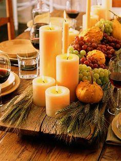 Holiday Table Decor  #WhyHB