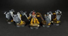 Imperial Fists Legion Breacher2 by Dave Paints