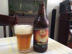 Cerveja Hoffen Symphony Of Destruction, estilo India Pale Ale (IPA), produzida por Cervejaria Hoffen, Brasil. 6.8% ABV de álcool.