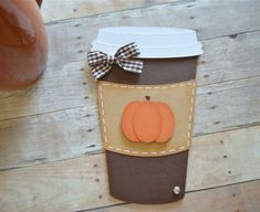 Pumpkin+Spice+Latte+Card+Fall+Card+Pumpkin+by+CraftyClippingsbyPeg
