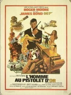 James Bond Art
