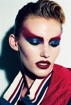 Картинки по запросу fashion make up
