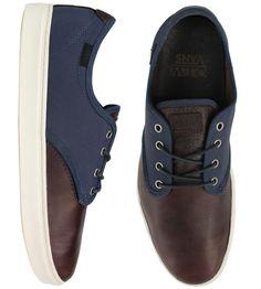 Vans OTW Ludlow Shoes - Brown/Blues #vans #otw #ludlow