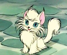 Hana no ko LunLun  花の子ルンルン - Cat