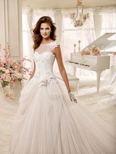 Nicole Spose 14 Steampunk Wedding Dress, Lace Wedding Dress, One Shoulder Wedding Dress, Wedding Gowns, Wedding Flowers, Fantasy Wedding, Marie, Bridal, Elegant