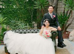 [Decoration] Whimsical + Romantic Smog Shoppe Wedding: Lisa + Ed