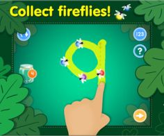 Learn numbers and handwriting in one app - fun math fine motor games #kidsapps