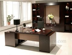 modern executive desk - Google Search