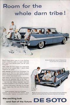 1958 De Soto Wagon