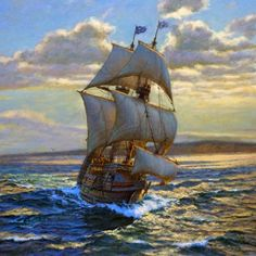 The Mayflower - The ship that the Pilgrims came on is a very popular one! Watch the video to learn more about The Mayflower. How many decks did it have?