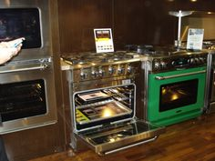 @Capital Cooking Dwell On Design, Kitchen Appliances, Cooking, Home, Diy Kitchen Appliances, Kitchen, Home Appliances, Ad Home, Homes