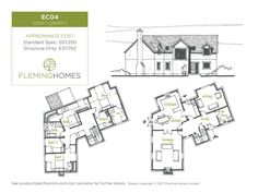 House Designs and Floor Plans - Fleming Homes Building A House, House Plans, Floor Plans, House Design, Flooring, How To Plan, House Styles, Houses, Homes