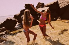 This would be me and my best friend. (Whitney Hawkjns)
