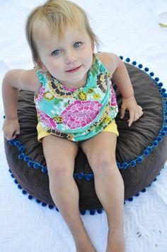 Floor Cushion...All grown up!