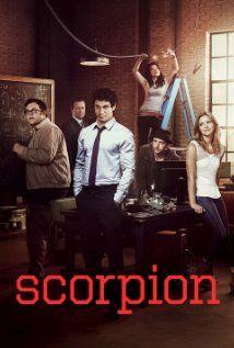 Scorpion... SO good.