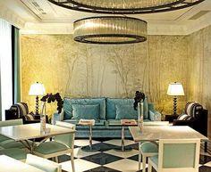 Salones elegantes