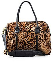 Flax Handbag - Friis & Company - Leopard - Bags - Accessories - NELLY.COM Fashion on the net