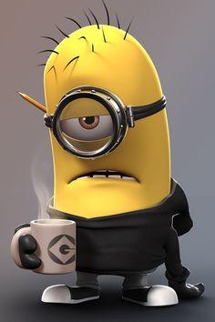 How I feel on Monday mornings!  我在星期一早上感覺如何!