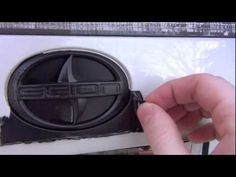 How to: Black Out Car Emblem's/ Logo's w/ Plasti Dip | Step by Step Tutorial Guide