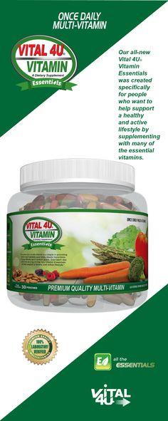 PACK ESENCIAL VITAL 4U. Este es nuestro paquete esencial que tiene sólo los elementos esenciales que necesita. Tiene un precio de una venta de $1,49 y ofrece un mejor valor para la gente que no necesita todas las vitaminas incluidas en nuestro paquete mejor. Puede también ahorrar al comprar las vitaminas esenciales en un suministro de 30 días para $35,00 para un suministro de meses que es una gran oferta para aquellos que aman las vitaminas vitales 4U pero no necesita todo lo que se…