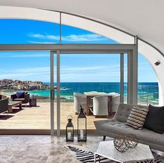 Pacific Bondi Beach - Lighthouse 502 Penthouse - Decking done by SE Timber - Featured on Million Dollar Listing Sydney