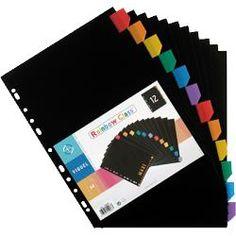 Viq separ.12p a4 maxi rainbow 15906706