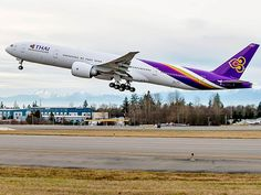 Thai Airways se pose de nouveau à Vienne