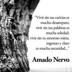 〽️ Amado Nervo