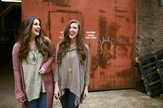 Ladies Laughing in Abandoned Area by Masa Kathryn on Creative Market #iheartDSP #Laughter #Beauty