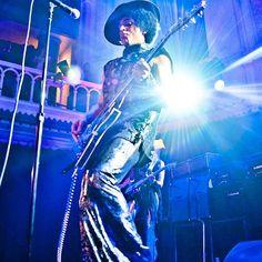 Prince, feeling the funk