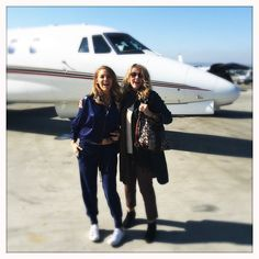 Pin for Later: This Week's Cutest Celebrity Candids  Blake Lively traveled in style with her mom.