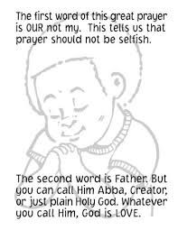 teaching kids to pray - Google Search
