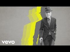 Leonard Cohen - Did I Ever Love You (Lyric Video) - YouTube