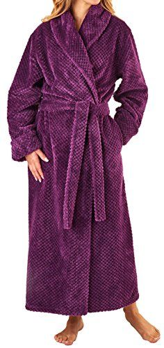 Femme Prune Épais Ou 52 Dames Doux 300 Mauve Long Slenderella Gm 132cm Manteaux Molleton · Luxe TdHTq