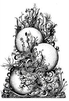 """73: Overgrown Garden"" by djsmith70 | Redbubble"