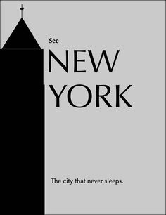 """""""New York Travel Poster"""" by Bradley Huff, Duluth, GA // Imagekind.com – Buy stunning, museum-quality fine art prints, framed prints, and canvas prints directly from independent working artists and photographers."""
