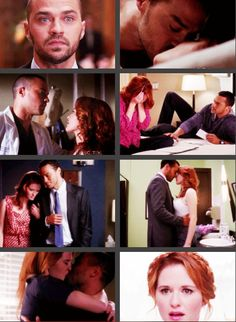 april and jackson, i always liked them together just a tiny bit..
