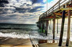 Artists Choice Category. Under the Outer Banks Fishing Pier. bob Rush.jpg