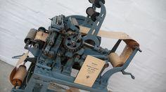"""Pour dupliquer les cartons (bandes perforées) mémoire du programme destiné à la broderie mécanique industrielle sur nos métiers Suisse """"Saurer"""" des cathédrales et horloges mécaniques d'un autre temps !"""