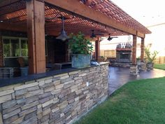 OUTDOOR KITCHEN IN FAIRFIELD