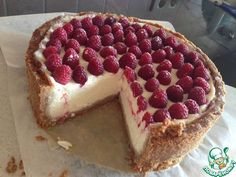 The cheesecake that always comes out is the culinary . - A cheesecake that always comes out – recipe Sweet Desserts, Sweet Recipes, Cheesecake Recipes, Dessert Recipes, Chocolate Chip Recipes, Mini Cheesecakes, Russian Recipes, Saveur, Food Cakes